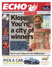 Liverpool Echo - Monday 29th June 2020